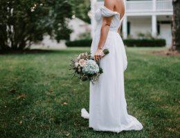 Šaty na svatbu