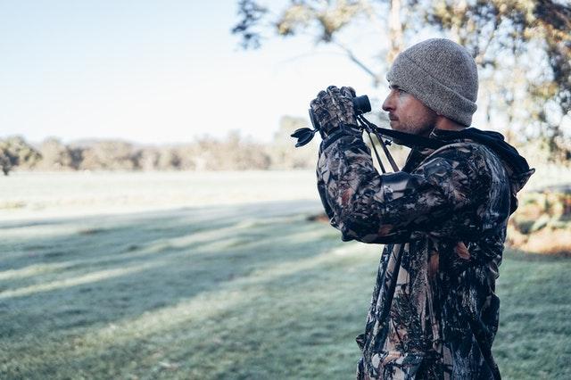 odzież na polowania