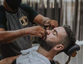 nożyczki do brody
