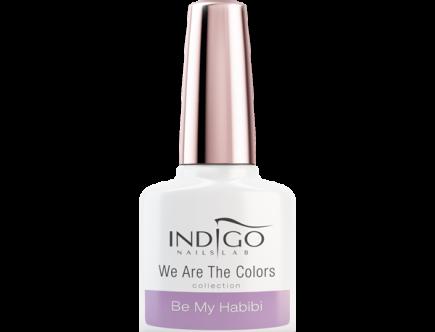 Indigo Be My Habibi