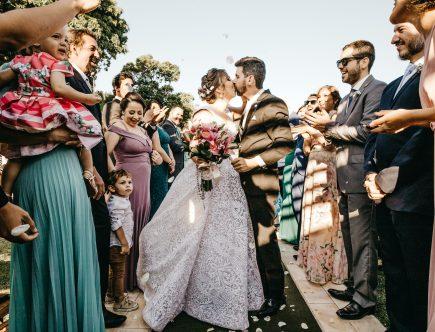 garnitur ślubny Carlo