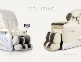 Porównanie foteli Massaggio Esclusivo.