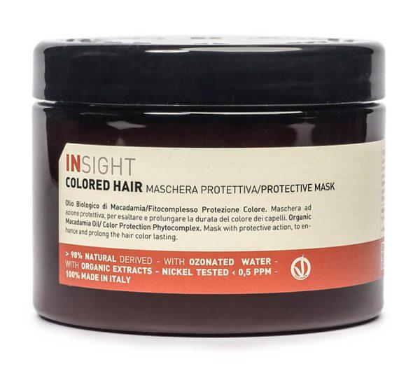insight maska do włosów